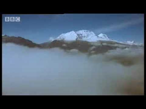 Awesome volcanic power and cute ducklings - Andes: The Dragons Back - BBC Wildlife