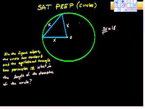 SAT Prep Geometry Circles, triangles, perimeter