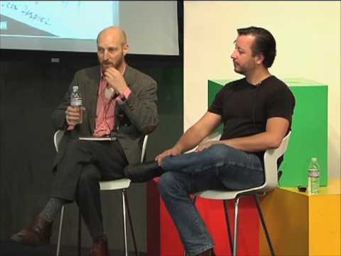 Authors@Google: Jonathan Ames & Dean Haspiel
