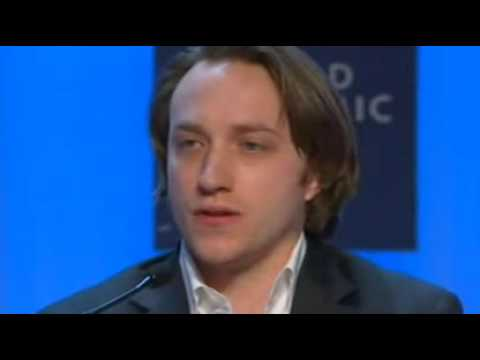 Davos Annual Meeting 2007 - The Impact of Web 2.0