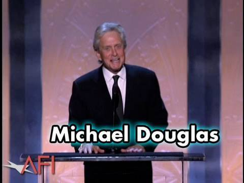 Michael Douglas Introduces Mike Nichols at the AFI Life Achievement Award