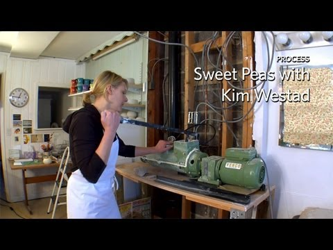 Process: Sweet Peas with Kim Westad