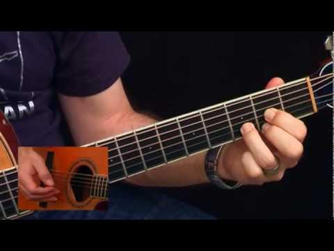 Guitar Finger Picking Exercises 4 - 6: Video Guitar Lessons For Beginners
