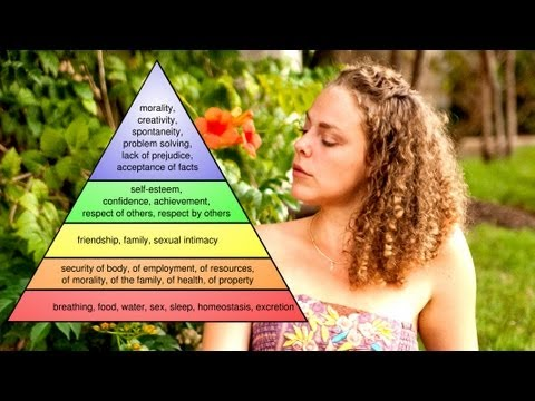 Maslow's Hierarchy Of Needs & Psychetruth, Psychology & The Secret To Happiness, Corrina Rachel