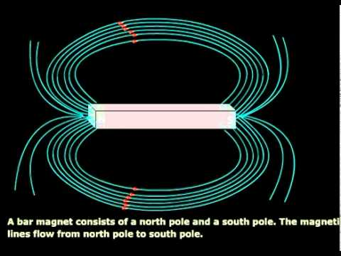 Magnetic line force
