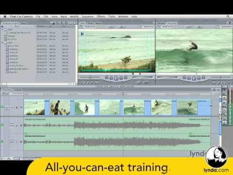 lynda.com: Final Cut Express 4 Essential Training