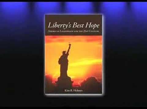 Dr. Holmes on Liberty's Best Hope Part 2