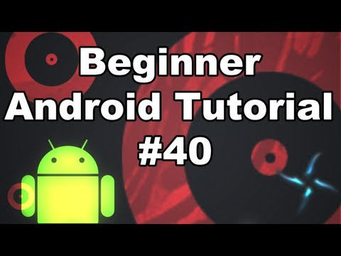 Learn Android 1.40- MediaControllers controls MediaPlayers