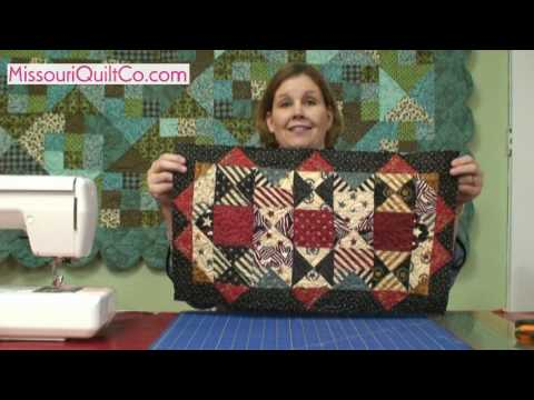 Trimming Your Quilt - Quilting Tips & Tricks