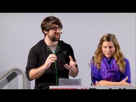 TEDxDublin - Zack Denfeld and Cat Kramer - Genomic Gastronomy