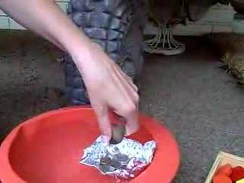 Foil Boat Making and Sinking Young Children & Toddler's Activities | Cullen's Abc's