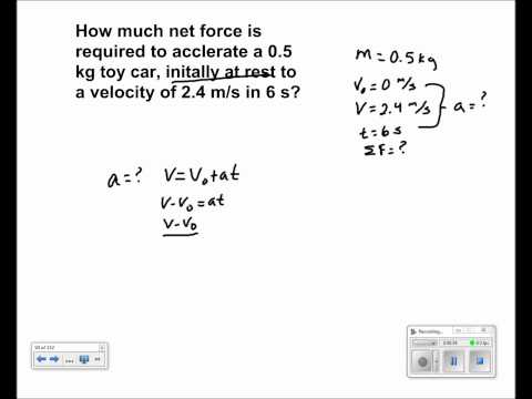Dynamics Presentation #9