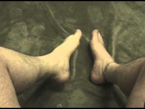 Peterzell's Phantom Limb Mirror Video: Illusory (egocentric) locus of control - 3 - LEFT ankle :toes