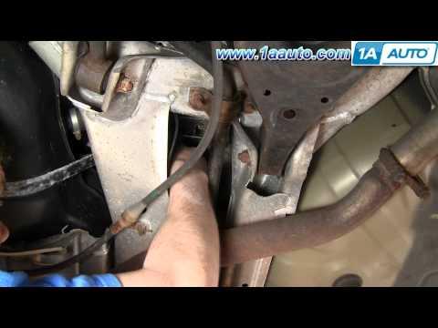How To Install Replace Vapor Canister Vent Valve Nissan Maxima 04-08 1AAuto.com