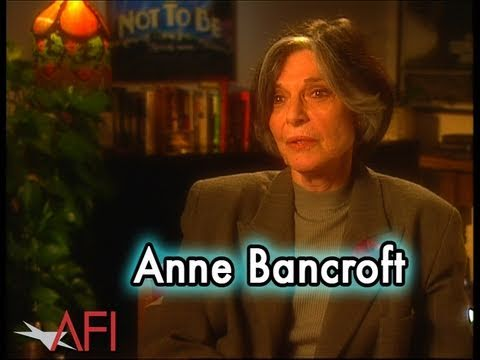 Anne Bancroft on DUMBO