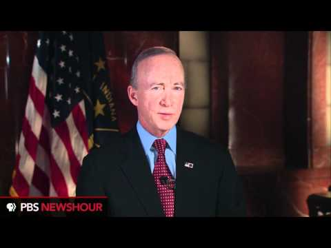 Watch Gov. Mitch Daniels Deliver the GOP Response to the State of the Union