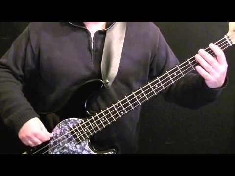 How To Play Bass Guitar to 25 Miles - Edwin Starr - James Jamerson