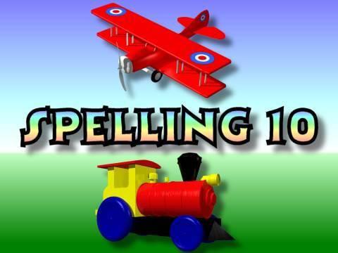 Children's: Spelling 10 - Clothes