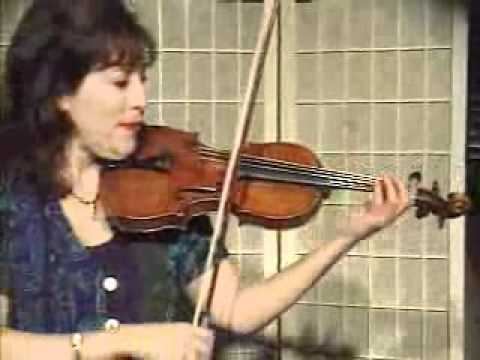Violin Song Demonstration - Variations on Cripple Creek