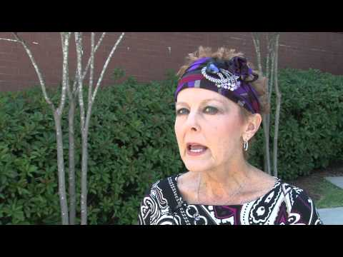 Myelodysplastic syndrome (MDS) survivor Holly Easley shares her thoughts on the Moon Shots Program