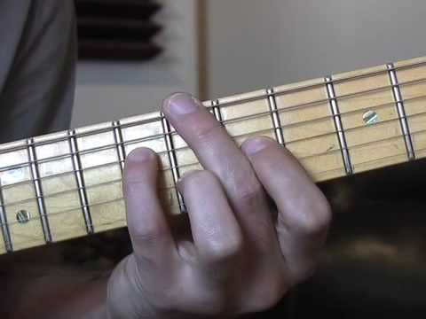 Major Type Jazz Chord Extensions (Jazz Guitar Lesson JA-021) How to play