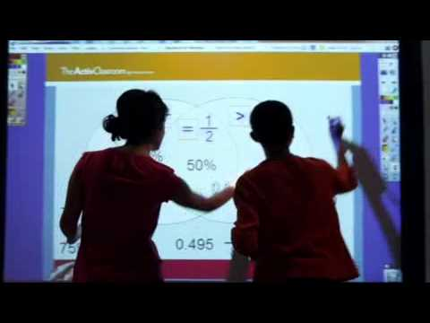Using the ActivBoard 500