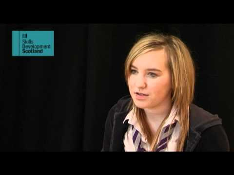 School pupil Kayleigh's experience of college
