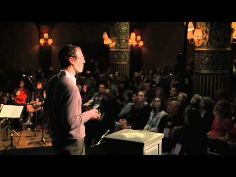 TEDxManhattan - Brian Halweil - From New York to Africa, Why Food is Saving the World