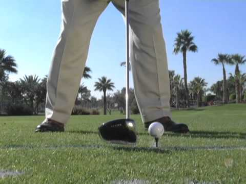 How to Hit Longer, Straighter Drives