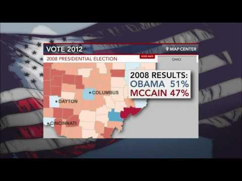 Political Theater in Ohio as Obama, Romney Duel Economics