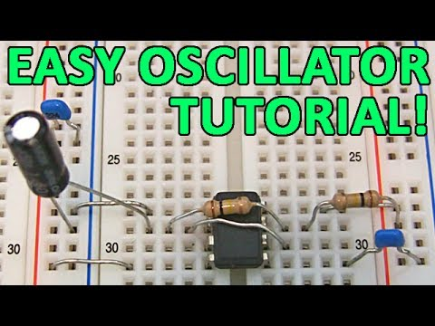Oscillator tutorial in HD!