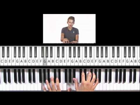 "How to Play ""I Could Have Danced All Night"" (Practice Cover) by Frederick Loewe on Piano"