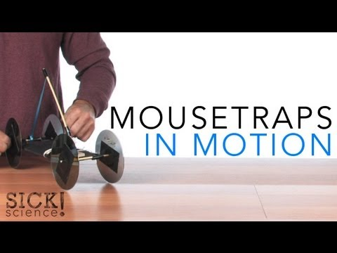 Mousetraps in Motion - Sick Science! #090