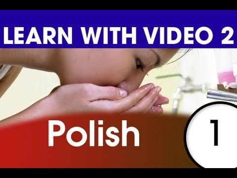 Learn Polish with Video - Talking About Your Daily Routine