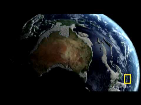 Extraterrestrial Tsunami