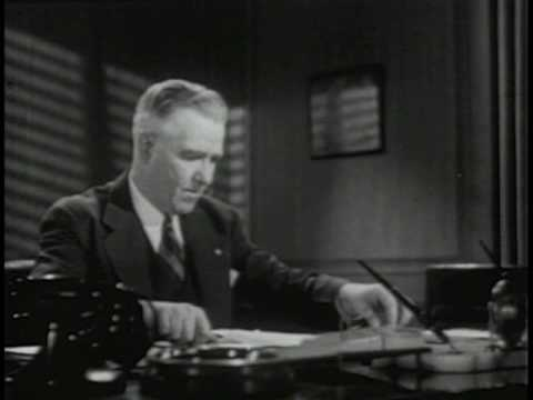 Conquer by the Clock 1943 World War II Film