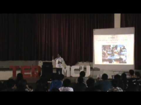 TEDxMCU - Ahmad Fuadi - A Mantra, A Cause, A Pen