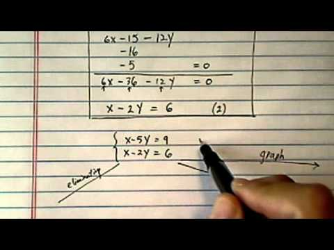 How to find x and y in this equation:  (x+1)/(y+2)=5; 3(2x-5) -4(3y+4)=5