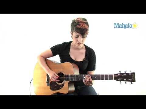 What is a B Major Arpeggio on Guitar?