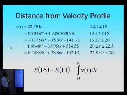 Integrating Discrete Functions: Spline Method