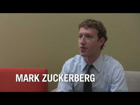 Designing Media: Mark Zuckerberg