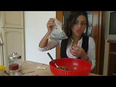 Come fare la Tabbule- How to make Tabooli Salad (PART 3)  ENGLISH+ITALIANO