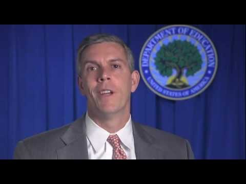 Own the Turf: A Message From Secretary of Education, Arne Duncan