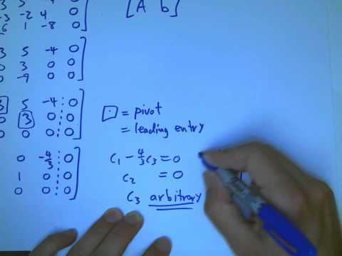 linear solutions 1