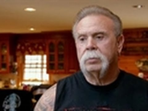 Senior on Chopper Live | American Chopper