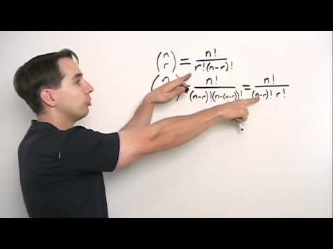 Art of Problem Solving: Computing Combinations Part 4