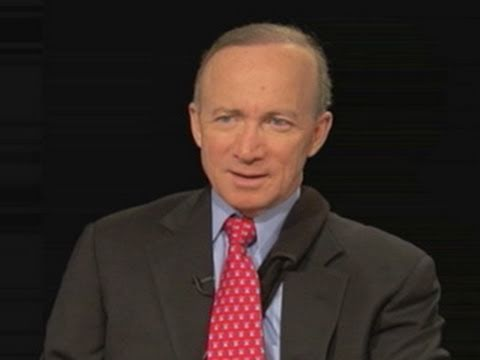 Mitch Daniels: American Debt Is 'The New Red Menace'