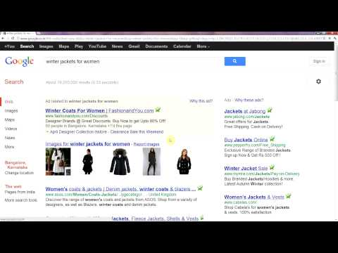 Google Search Tip 04 - Searching for the Exact Keywords