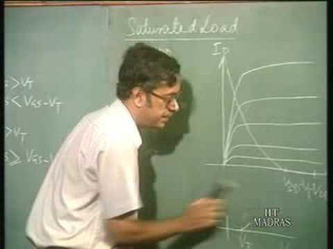 Lecture 24 nMOS Logic Circuits
