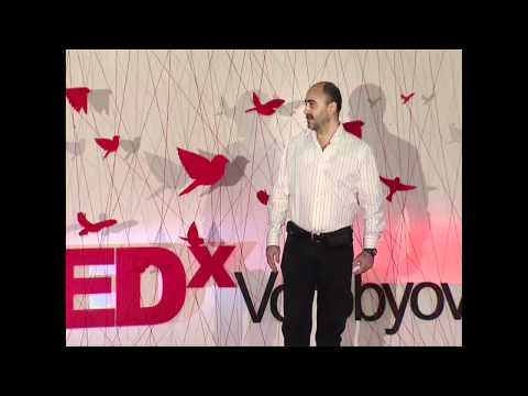 TEDxVorobyovy-Gory -- Alexander Ambartzumov -- Energy of new Opportunities
